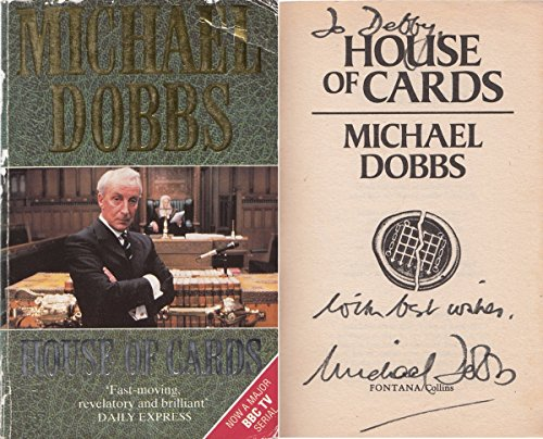 9780006176909: House of Cards