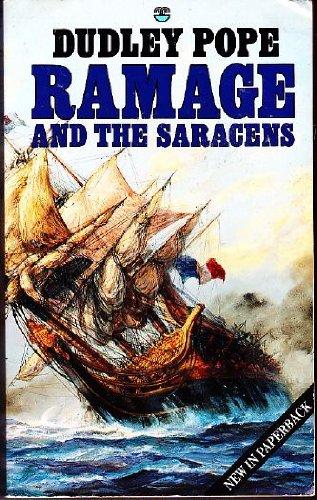 9780006177098: Ramage and the Saracens (Nicholas Ramage, Book 17)
