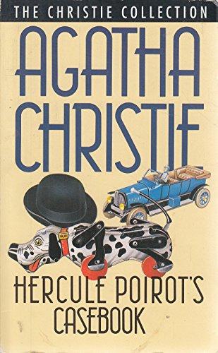 9780006177425: Hercule Poirot's Casebook