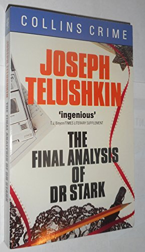 9780006177579: The Final Analysis of Dr.Stark (Crime club)