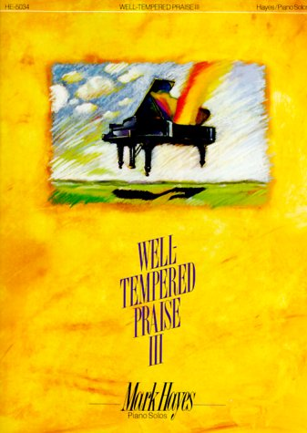 9780006177920: Well Tempered Praise: Volume 3