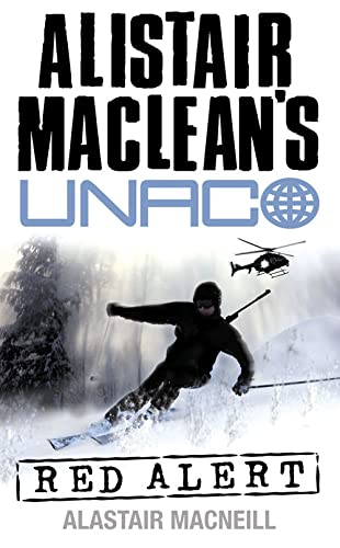 9780006178491: Red Alert (Alistair MacLean's UNACO)