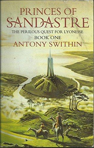9780006178521: Princes of Sandastre