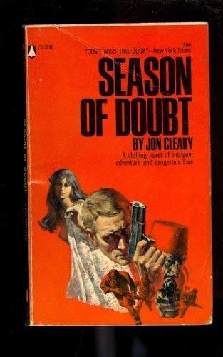 9780006178798: Season of Doubt