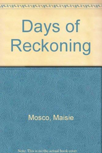 9780006179283: Days of Reckoning