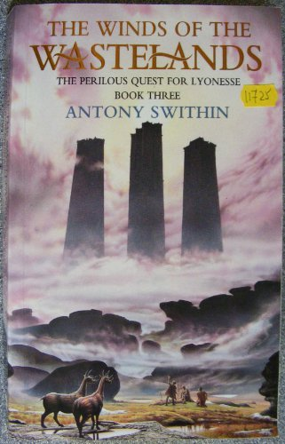 9780006179405: The Winds of the Wastelands (Perilous Quest for Lyonesse)
