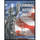 9780006185031: Criminal Justice Today - Textbook Only