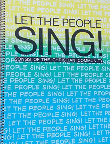 9780006187233: Let the People Sing: Songs of the Christian Community