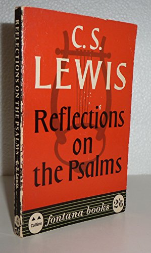 9780006205050: Reflections on the Psalms
