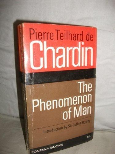 9780006211532: Phenomenon of Man