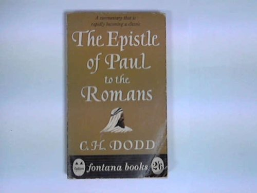 9780006211587: Epistle of Paul to the Romans