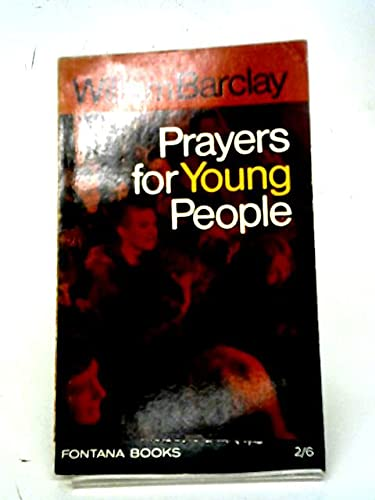 9780006212829: Prayers for Young People