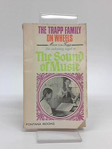 9780006213529: Trapp Family on Wheels