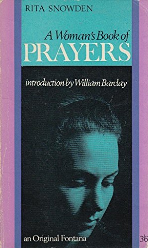 9780006217442: Woman's Book of Prayers