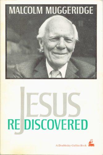 9780006219392: Jesus Rediscovered (Fontana books 1939R)
