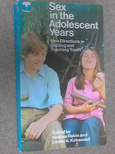 9780006219866: Sex in the Adolescent Years