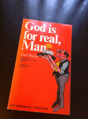 9780006219880: God is for Real, Man