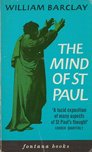 Mind of Saint Paul: William Barclay