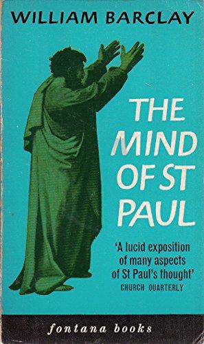 9780006220046: Mind of Saint Paul