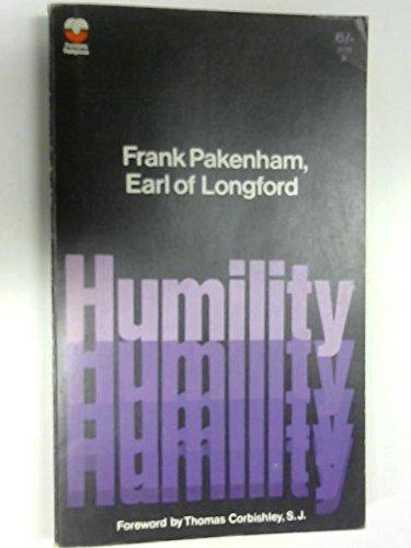 9780006221210: Humility