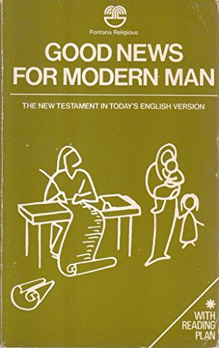 9780006222750: Good News for Modern Man: Today's English Version of the New Testament