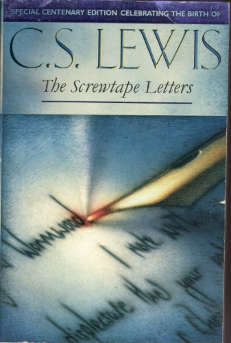 9780006224860: The Screwtape Letters