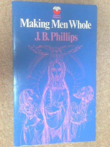 9780006225119: Making Men Whole