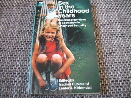 9780006225928: Sex in the Childhood Years