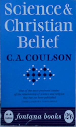 9780006226970: Science and Christian Belief