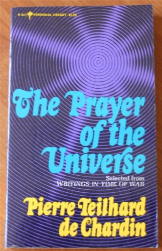 9780006231387: Prayer of the Universe