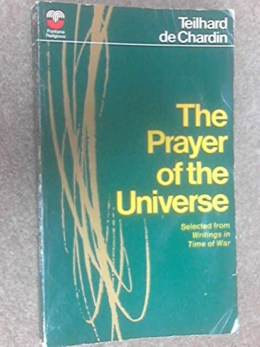 9780006231387: The Prayer of the Universe