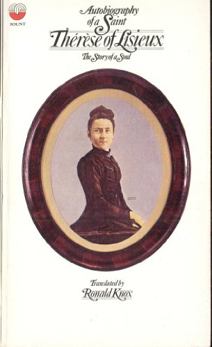 9780006235774: Autobiography  of a Saint Therese of Lisieux (Fount Classics)