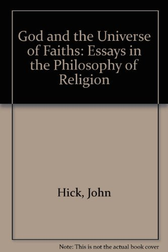 9780006244417: God and the Universe of Faiths: Essays in the Philosophy of Religion