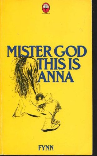 9780006245636: 'MISTER GOD, THIS IS ANNA'