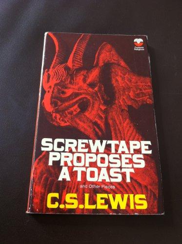 9780006245667: Screwtape Proposes a Toast