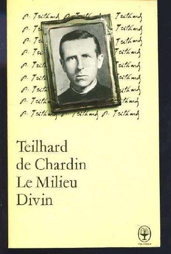 9780006248385: Le Milieu Divin: An Essay on the Interior Life