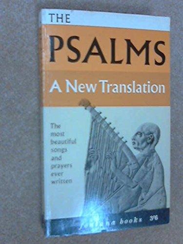 9780006256755: The Psalms: A new translation