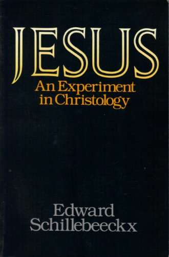 9780006265863: Jesus: An Experiment in Christology (Fount paperbacks)