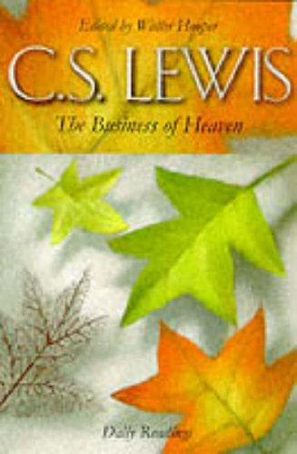 9780006266396: The Business of Heaven: Daily Readings from C.S. Lewis