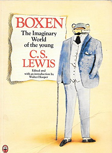 9780006267690: Boxen: The Imaginary World of the Young C.S.Lewis