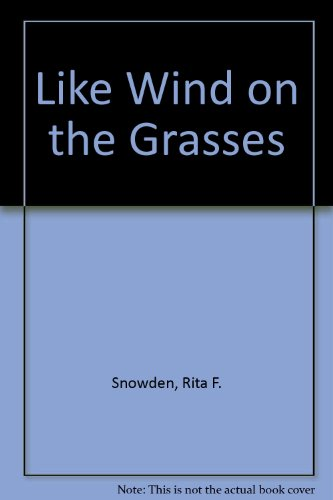 9780006267898: Like Wind on the Grasses