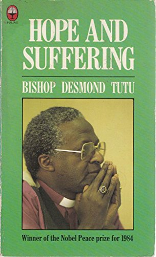 9780006267980: Hope and Suffering : Sermons and Speeches