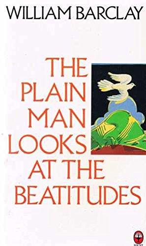 9780006269373: The Plain Man Looks at the Beatitudes