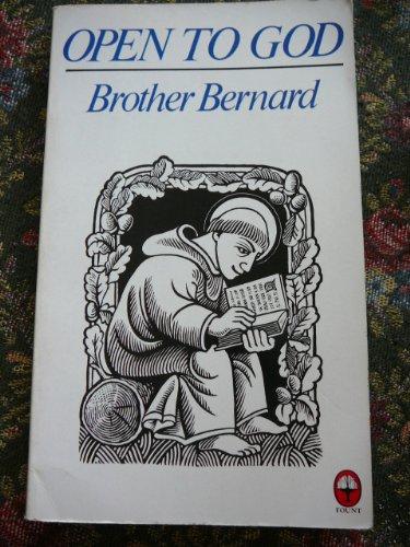 9780006269816: Open to God: Franciscan Life (A Fount Original)