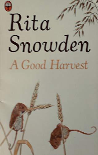 9780006271666: A Good Harvest