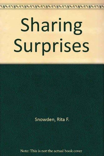 9780006273998: Sharing Surprises