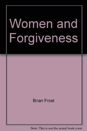 9780006274735: Women and Forgiveness
