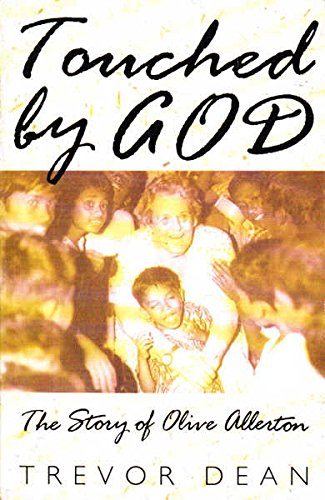 9780006275664: Touched by God: Story of Olive Allerton