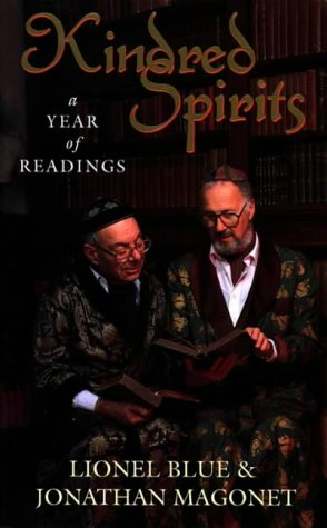 Kindred Spirits: A Year of Readings: Blue, Lionel, Magonet,