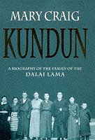 9780006278382: Kundun: A biography of the family of the Dalai Lama